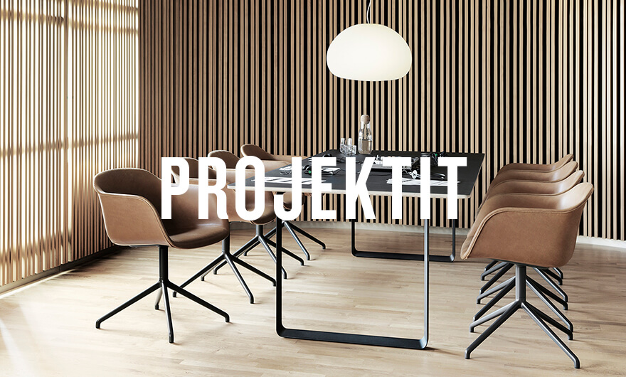 Finnish Design Shop - Projektimyynti