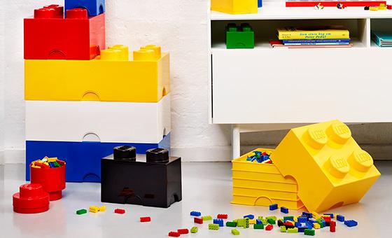 Lego-s�ilytyslaatikot