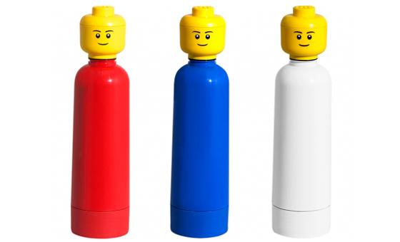 Kampanja: Lego-juomapullo