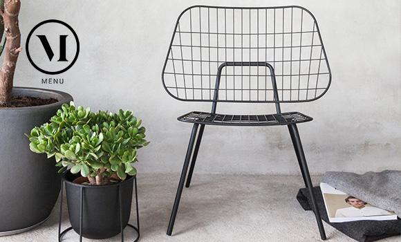 Tilaa uutiskirje, voit voittaa Menun tuolit!
