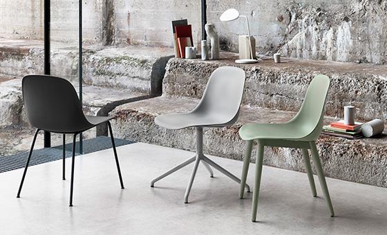 Muuton Fiber-tuolit