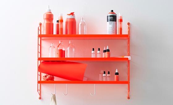 Energistä oranssia